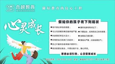 合越教育(专为中小学生打造的综合培训机构)