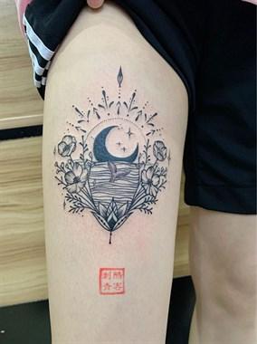 吴江哪里有纹身店#吴江酷客纹身