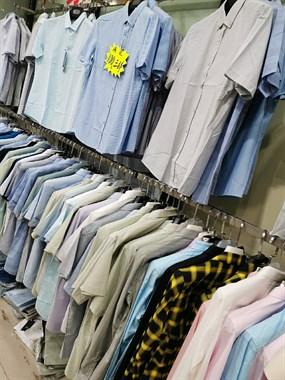 【转卖】因店面拆迁,男装断码折扣店衣服处理