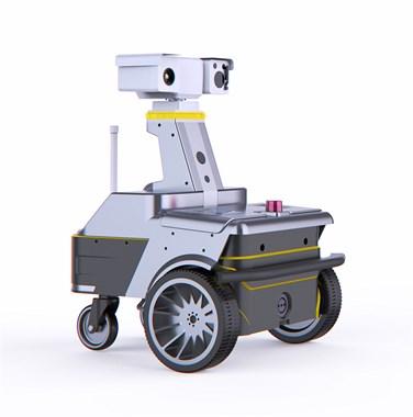 """发电厂智能巡检机器人成为冉冉升起的""""新星"""""""