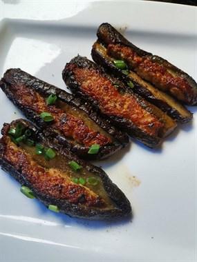 跟着头条学做菜!昨晚社友分享的腌茄子不错,超级可口