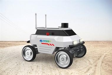 移动机器人的核心部位——室内外通用移动机器人底盘