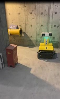 地下综合管廊巡检机器人——保障地下管廊安全