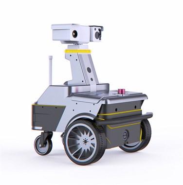 机房巡检机器人采用视觉识别技术,可自主完成巡检任务