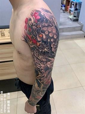 吴江附近哪里有纹身店#吴江纹身哪里好#吴江酷客纹身