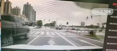 恒大影城旁一人骑车出事!被连撞2次!判责结果刚刚来了…