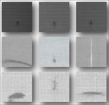 保护膜表面瑕疵在线检测系统及解决方案