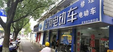 定海绿驹文化路店,