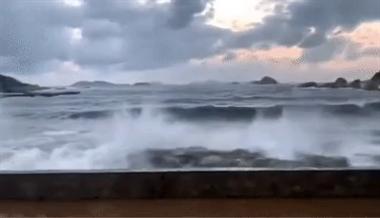 紧急扩散!舟山跨海大桥双向全线封道