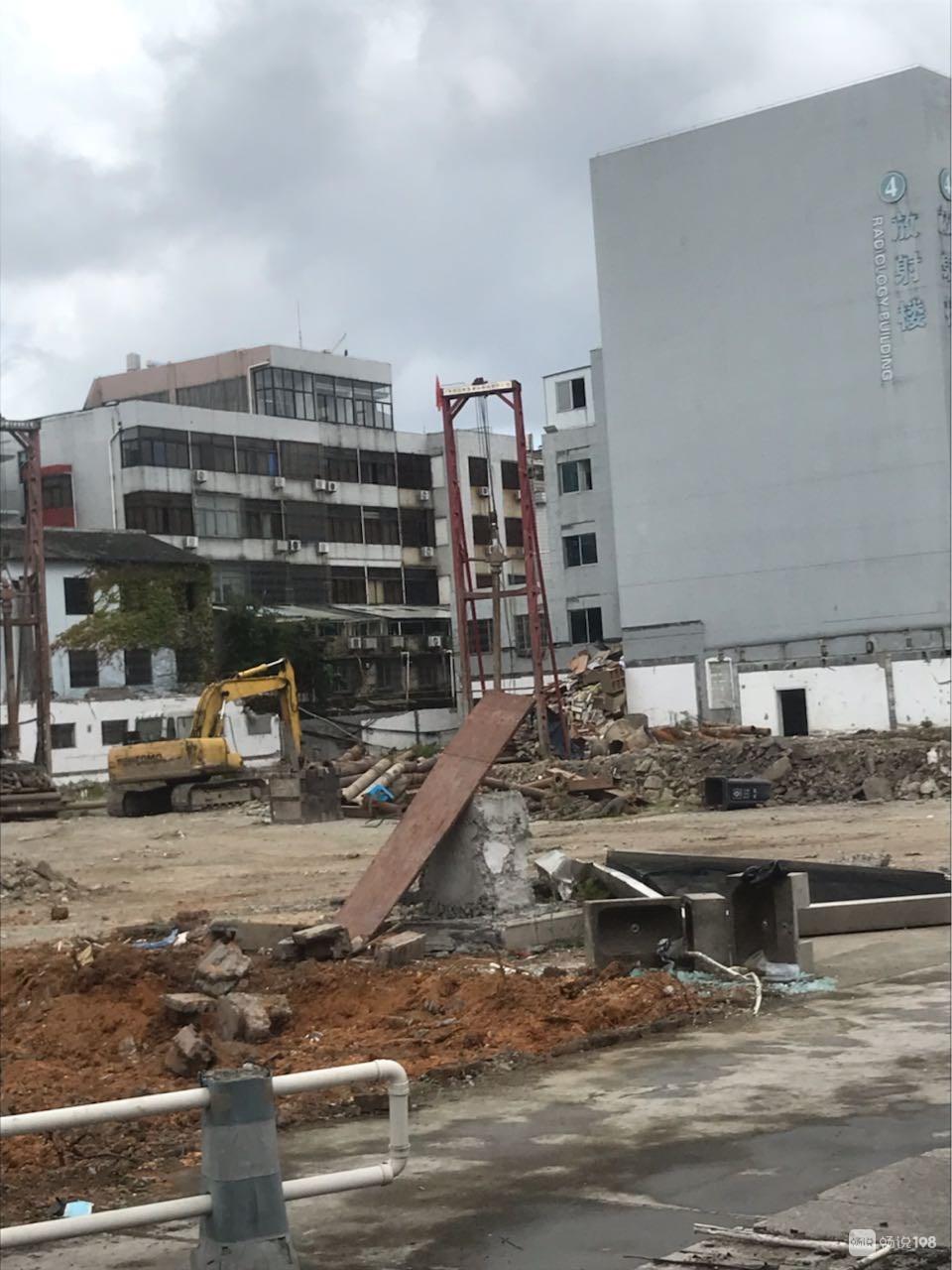 等了四年!中医院改扩建工程今日开工!