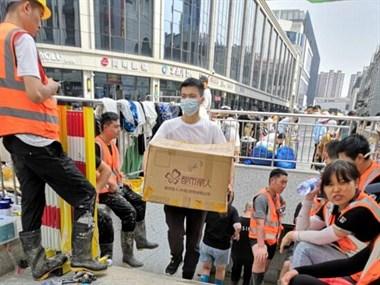 都市丽人全力帮扶受灾加盟商,助其快速恢复元气