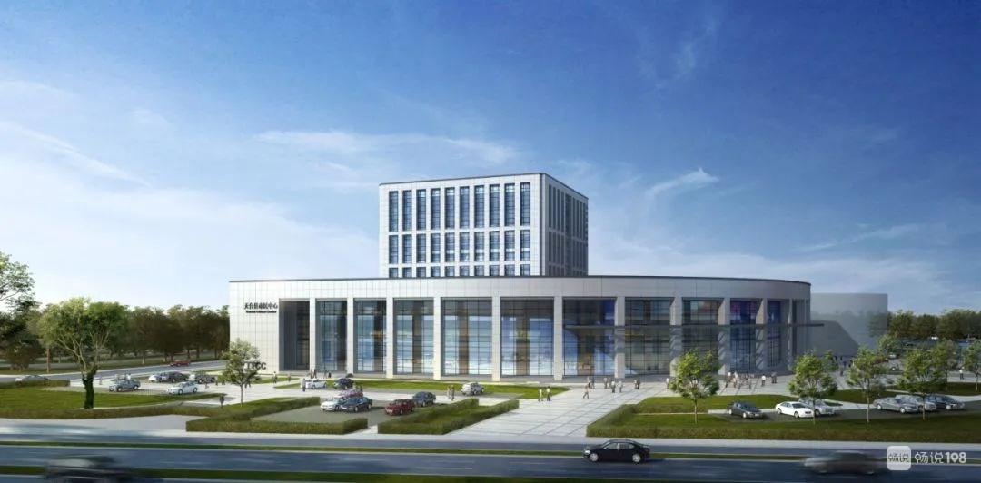 投资3.5亿!天台县政府旁大项目开工,建成后关乎每个人