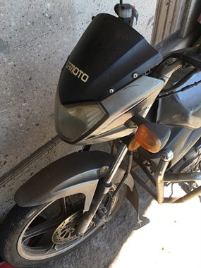 【转卖】春风摩托车