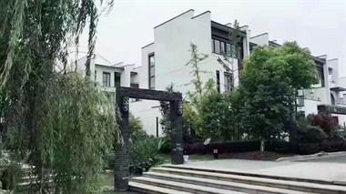 周庄古镇天润尚院总价200万别墅一线湖景先到先得