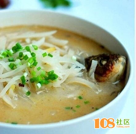 DIY萝卜鲫鱼汤