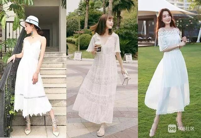 最省事的连衣裙,穿出今年夏天的随性