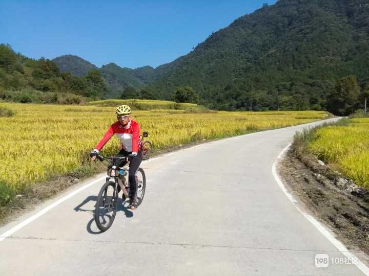 延平单车骑游樟湖一巨口一洋后160洋公里