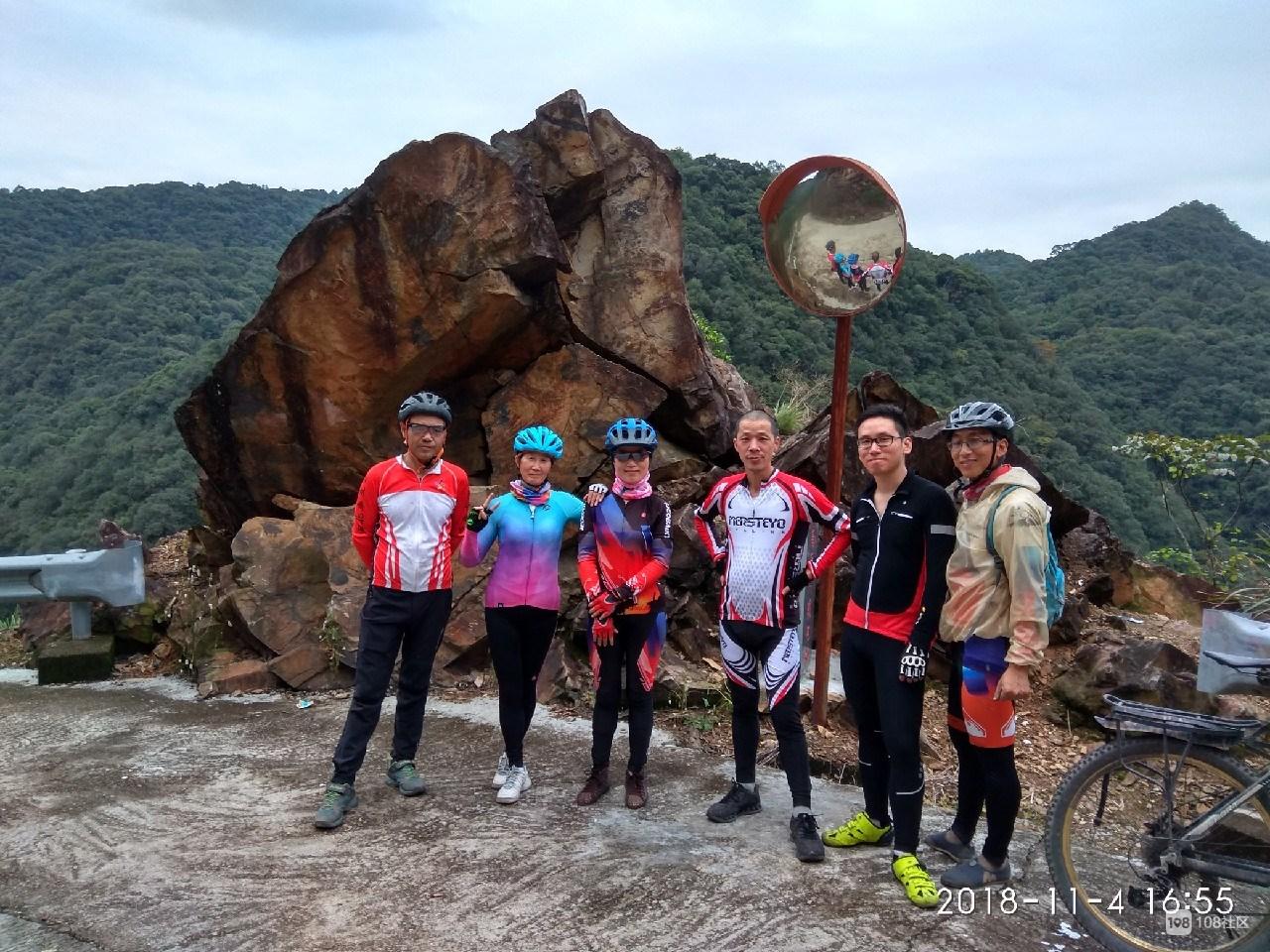 延平,顺昌,建瓯三地172公里骑游
