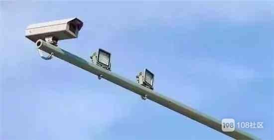 开车常见的几种摄像头一定要认清,不然扣分罚款可就惨了