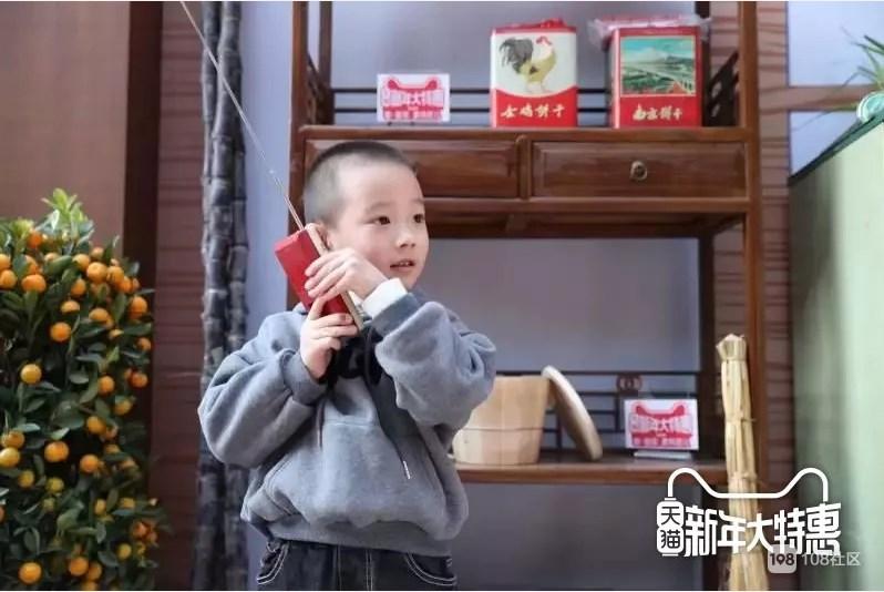 三坊七巷年味浓 福州市民:小时候新年就是这样