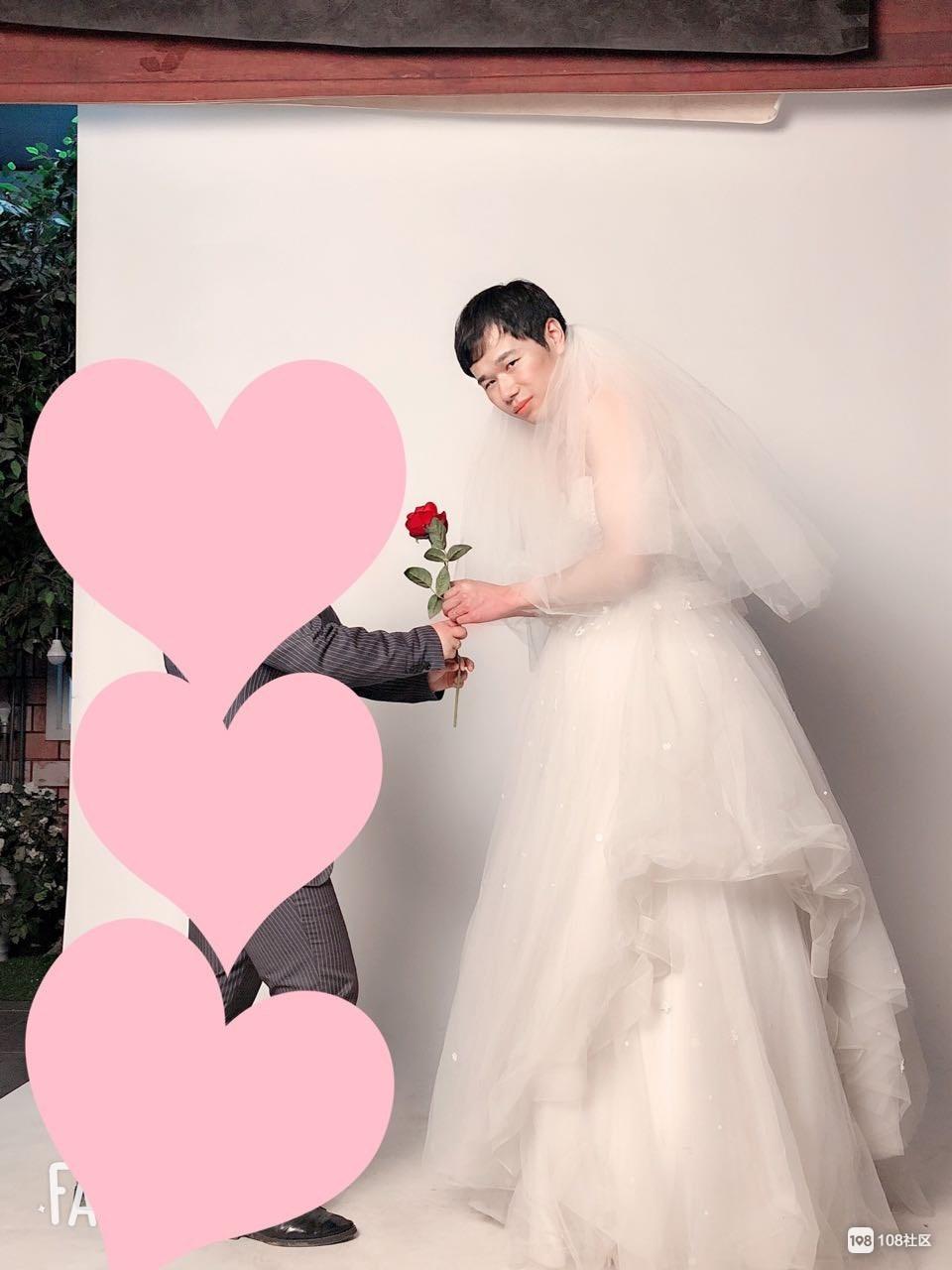 """德清社友晒幸福真会玩!新郎穿婚纱被""""求婚"""",趣味照片抢眼"""