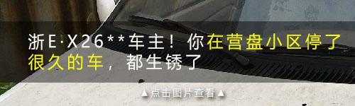 5月20日起德清这地严管!有车一族小心,别让钱包受罪!