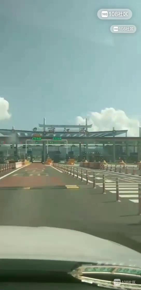 开到高速公路终点!新昌小哥自驾9天,现已抵达丽江