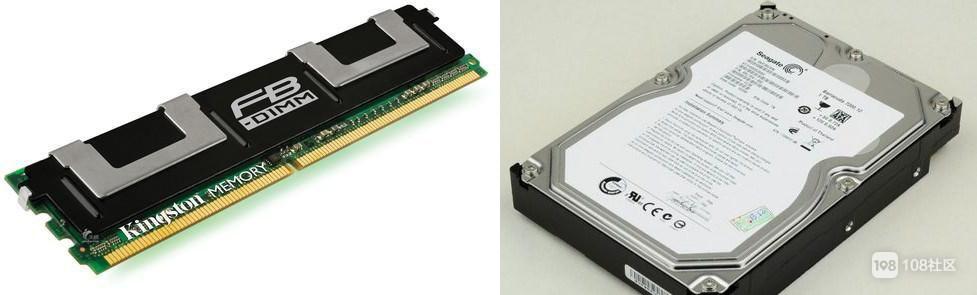 内存跟硬盘有什么区别吗?